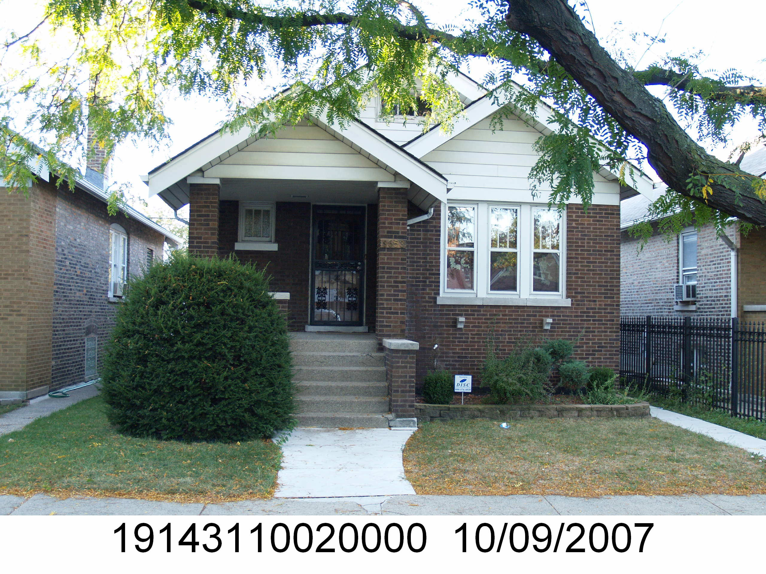 Property Tax Details - 3653 W 60th St, Chicago, IL - PIN ...
