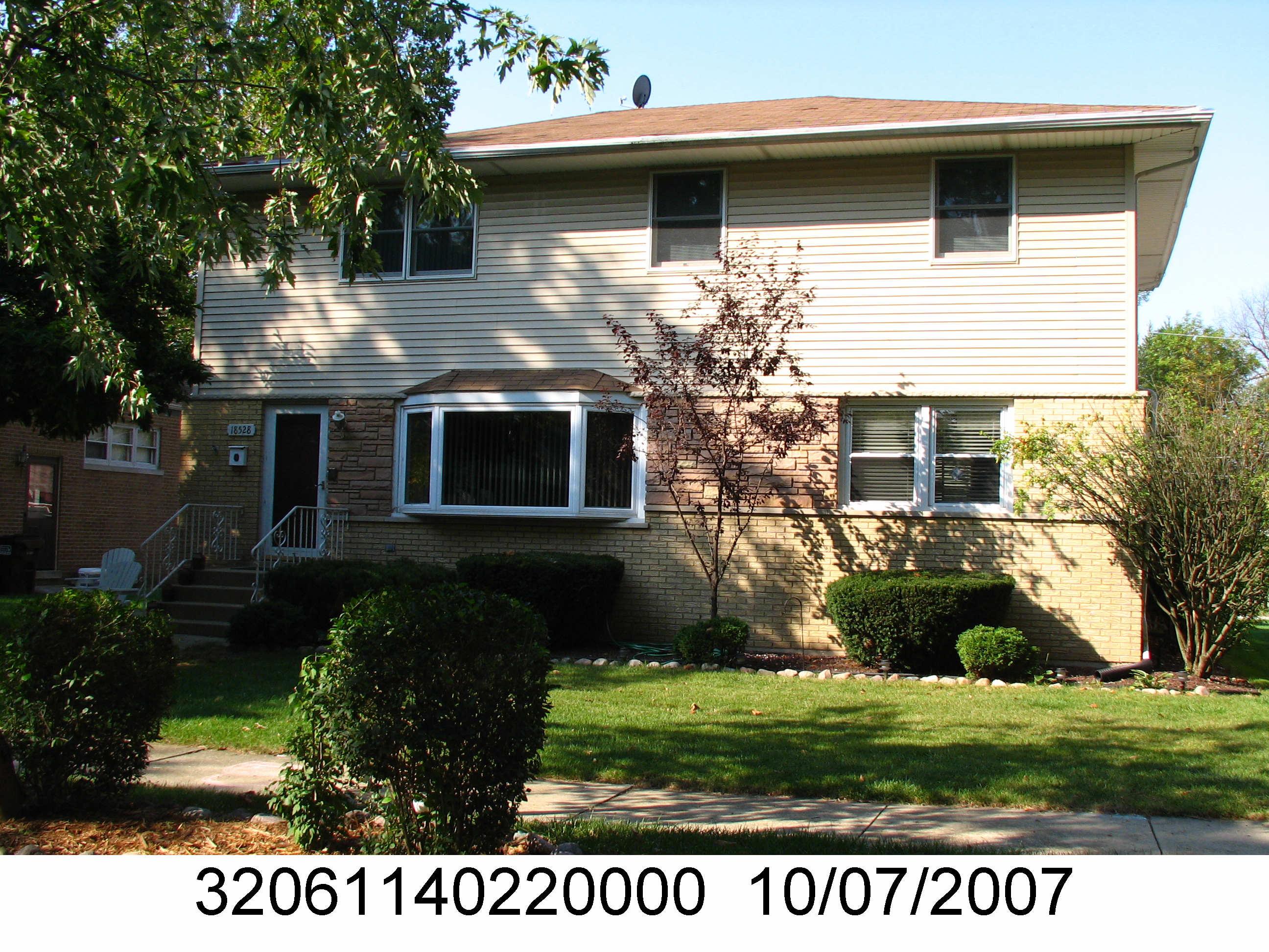 Property Tax Details - 18528 Lexington Ave, Homewood, IL ...